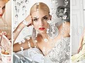 Dina Bengasi collezione abiti sposa 2014