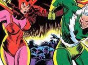 """Svelata natura poteri """"non mutanti"""" Quicksilver Scarlet Witch Avengers: Ultron?"""