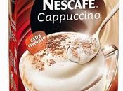 Arriva nuovo Nescafé Cappuccino oggi ancora cremoso