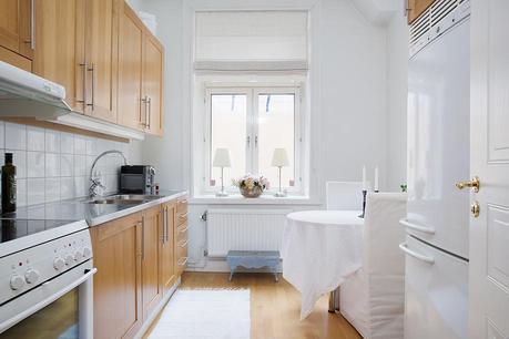 Un raffinato appartamento a Stoccolma - Paperblog