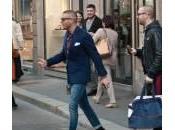 Lapo Elkann cambia stile: meno dandy casual (foto)