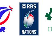 """rugby degli altri"""": Nazioni, ecco Francia Irlanda sfida decisiva"""