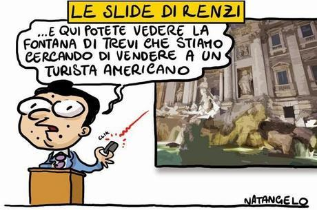 Il miracolario di Matteo Renzi