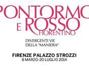 Pontormo Rosso Fiorentino Palazzo Strozzi Firenze