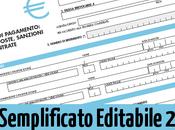Semplificato Compilabile Editabile 2014