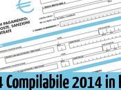 Modello Compilabile 2014
