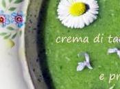 Crema tarassaco (dente leone) pratoline; festeggiamo premio Foodblog Award ricetta Flower Power