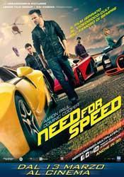 Recensione film Need Speed: adrenalinica rincorsa