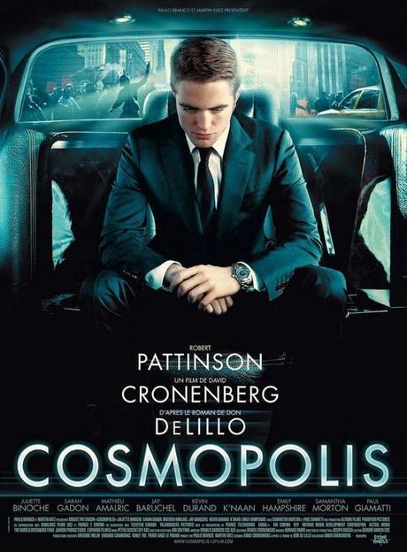 DAVID CRONENBERG DAY - COSMOPOLIS