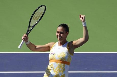 pennetta vince a indian wells 604x400 PENNETTA REGINA DI INDIAN WELLS, DJOKOVIC BATTE FEDERER