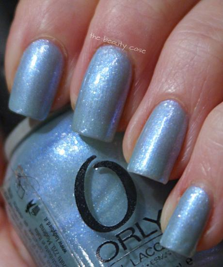 [Birthstone Challenge]#3 March: Orly Aquamarine Bliss