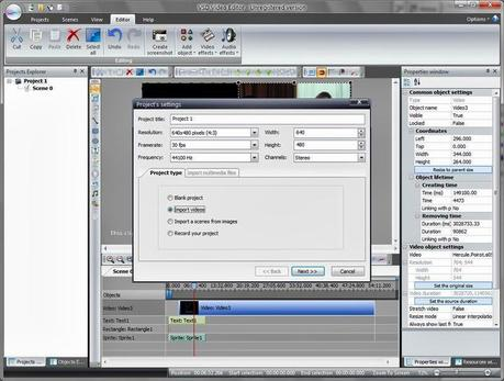vsd video editors