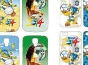 cover personalizzate Mondiali Brasile 2014