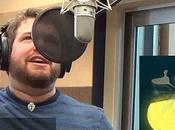 Canta voce cartoni: studente reinterpreta