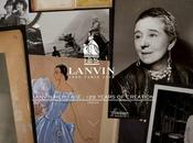 Lanvin svela anni storia attraverso web