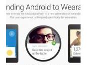 Google annuncia Android Wear