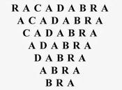 Abracadabra Creo quello Dico