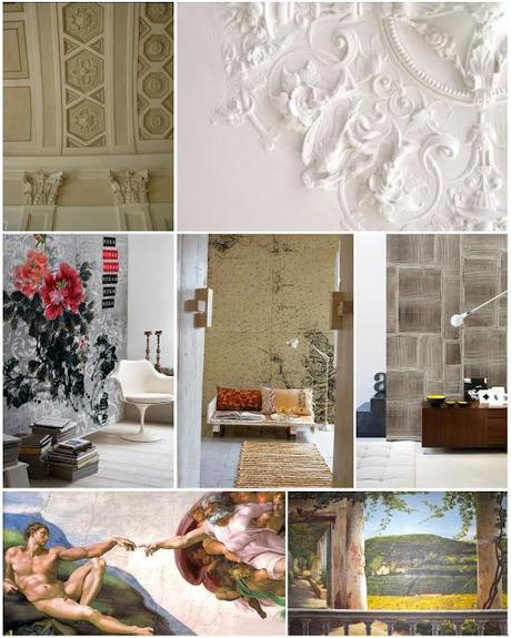 Arredare le pareti modi diversi per diverse personalita for Arredare le pareti