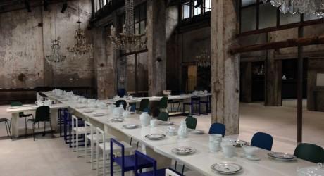 Il nuovo ristorante di cracco carlo e camilla in segheria for Cracco a palazzo
