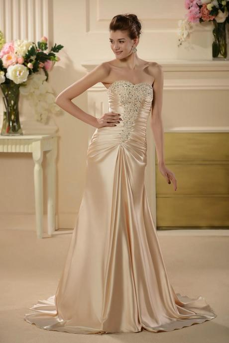 Ivory colored wedding dresses the image for Ivory color wedding dress