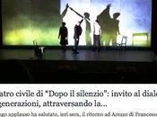 """Dopo silenzio dell'Associazione Sicilia Teatro/Teatro """"Tina Lorenzo""""/Noto"""
