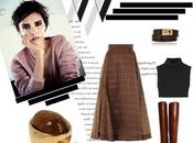 Victoria Beckham Winter London style Fashion outfit