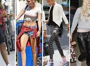 PLATFORM SNEAKERS: sneakers zeppa amata dalle star