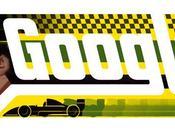 doodle Google grande pilota Ayrton Senna