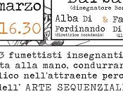 """""""Stanze D'Aria Stanze Fumetti"""" incontro dedicato interamente alla scoperta dell'arte sequenziale"""