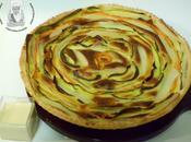 Torta verdure curry zabaione vino rosso, coriandolo lemon grass