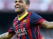 Barcellona, slitta rinnovo contratto Dani Alves.