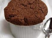 Soufflè cioccolato.