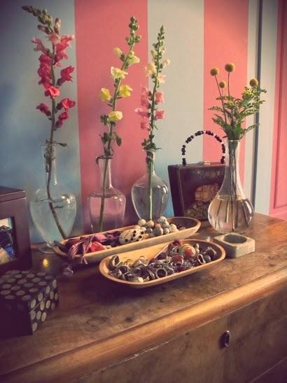 Idee per decorare con i fiori la nostra casa paperblog for Fiori con la l