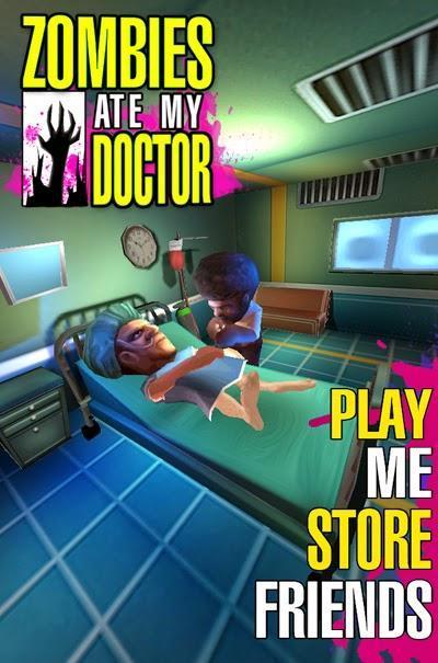 Zombies Ate My Doctor | Stravagante e bizzarro