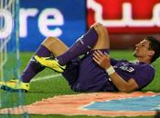Fiorentina, altra tegola Mario Gomez