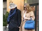 Johnny Depp Amber Heard mano nella York (foto)