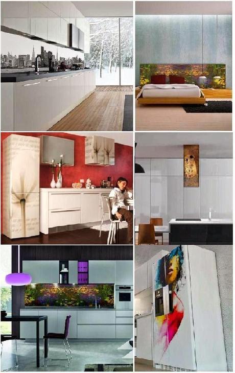 Frigoriferi d 39 arredo coolors paperblog - Coolors pannelli cucina ...