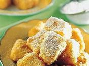 Latte dolce fritto alla ligure.