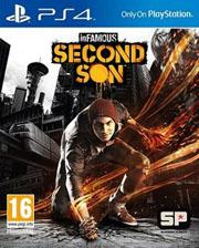 Cover inFAMOUS: Second Son