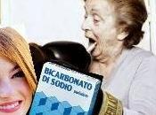 Nonna Rossetto consiglia:Macchie post-brufolo?Pelle impura?Usa bicarbonato dice pure Emma Stone!!!