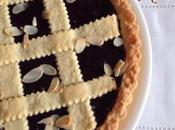 Crostata Mirtilli Nutella