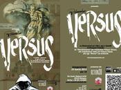 "Camera vista presenta: Palumbo ""Versus"", illustrazioni video, fumetti Giuseppe"