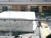 L'Apple Store Istambul prendendo forma visita dell'apertura Aprile