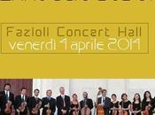Nuova Orchestra Camera Ferruccio Busoni concerto Sacile (PN), venerdi' aprile 2014.