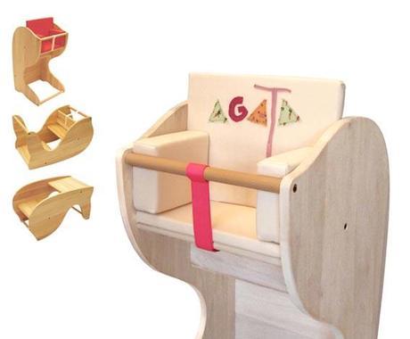 Seggiolone sedia a dondolo banchetto per disegno in una - Sedia a dondolo disegno ...