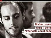 """Walter Lazzarin vince contest """"Intervista padre"""""""
