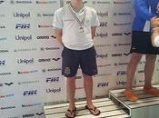 Siracusa Nuoto: Lucio Miglietta secondo campionati italiani, sfuma l'oro soli centesimi 1500 stile libero