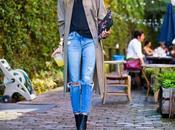 Jeans stretti strappati: nuovo trend 2014