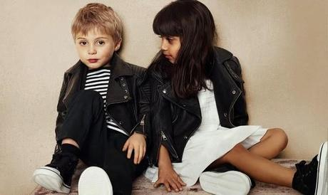 Burberry Children S/S 2014 Campaign