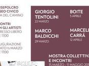 Museo civico sansepolcro marco baldicchi incontri museo dialoghi presente l'arte contemporanea